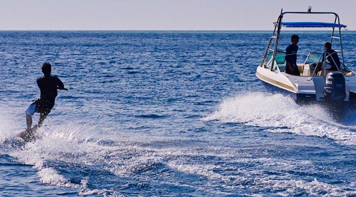 Att äga en båt är en frihet
